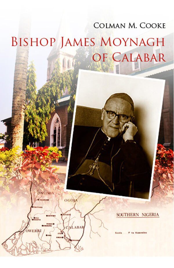 Bishop James Moynagh of Calabar