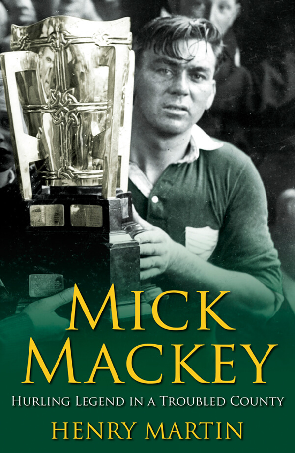 Mick Mackey